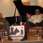 Interviewing Randy Weston at the University of District of Columbia