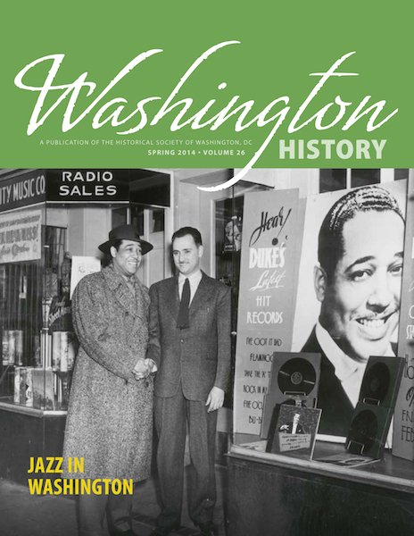 Washington Jazz Hist
