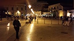 Bari piazza