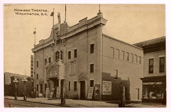 Historic Howard Theatre