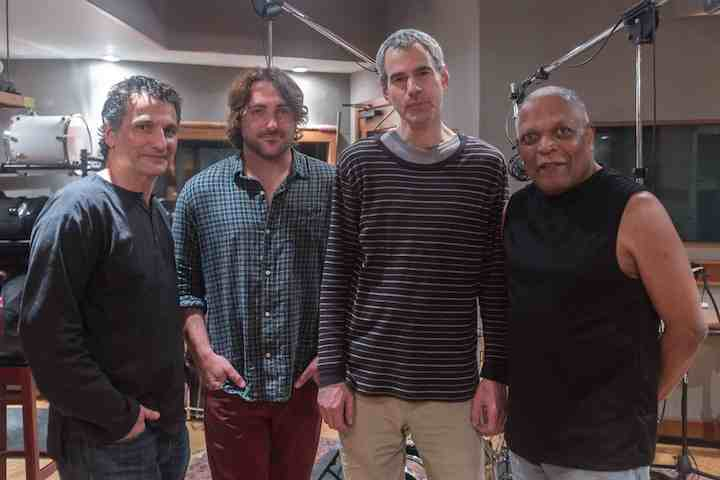John Patitucci, Noah Preminger, Ben Monder and Billy Hart
