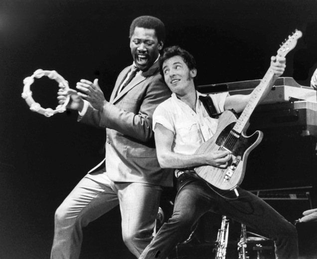 Clarence and Bruce 1980